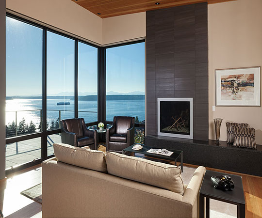 This Pacific Northwest Home Was Designed For A Client Who Wanted A Northwest  Home That Was Modern Yet Warm And Inviting.
